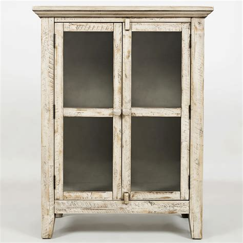 accent cabinets with sliding doors jofran 1610 32 rustic shores scrimshaw 32 quot accent cabinet