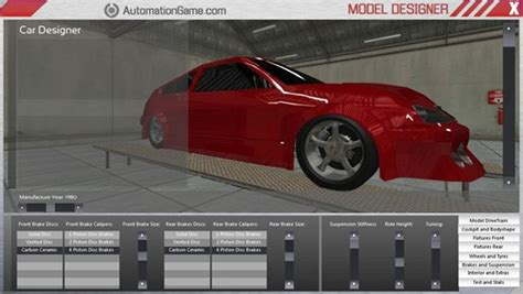 automation  car tycoon game    pre