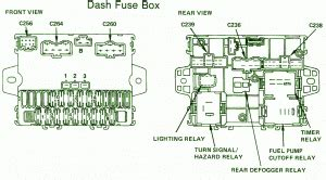 honda circuit wiring diagrams