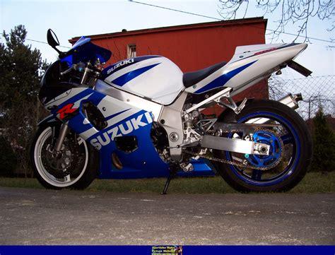 2002 Suzuki Gsx R600 2002 Suzuki Gsx R 600 Image 5