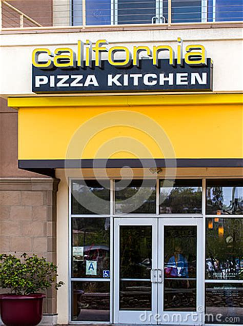 What Time Does California Pizza Kitchen california pizza kitchen exterior editorial stock photo