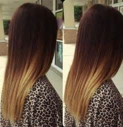 ombre hair to light hairstyles