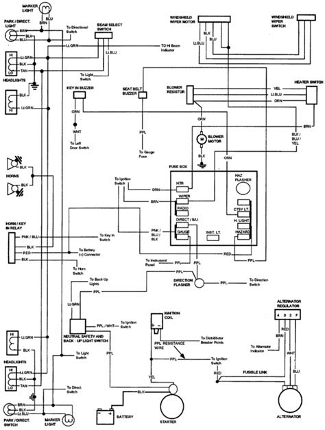 72 camaro dash wiring harness diagram 72 free engine