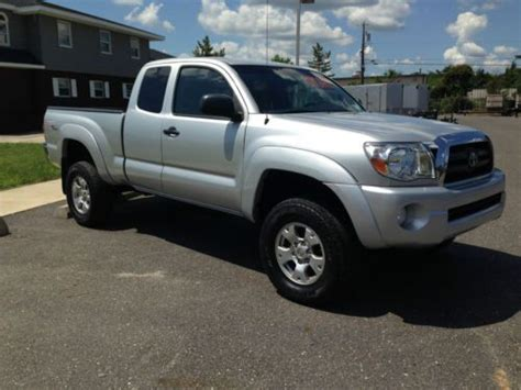 sell used 2005 toyota tacoma 4wd trd ext cab pickup 4 door 4 0l pw pl no reserve in