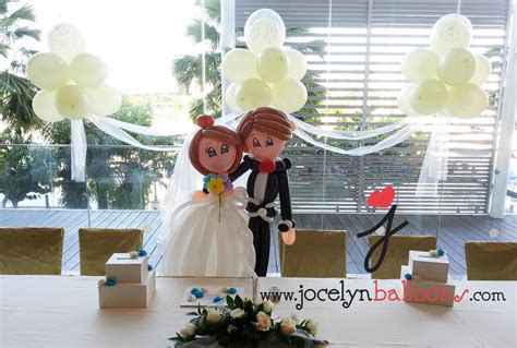 balloon centerpieces for wedding receptions 88 wedding accessories singapore ananda weddings