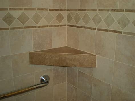 Custom Shower Shelves by Custom Shower Tile Shelf Yelp