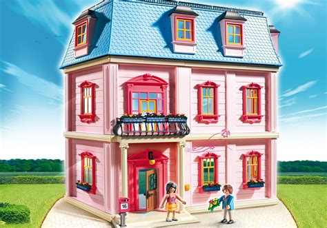 deluxe dollhouse 5303 playmobil