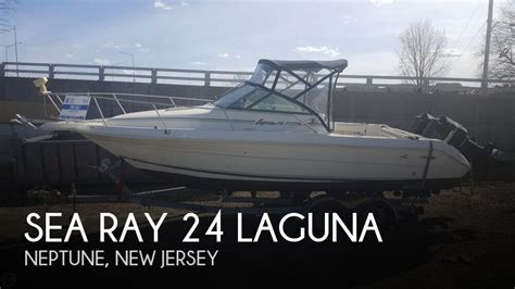 sea ray 24 jet boat for sale for sale used 1992 sea ray 24 laguna in neptune new