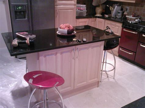 Granite Kitchen Island Designs Granite Kitchen Island Ideas