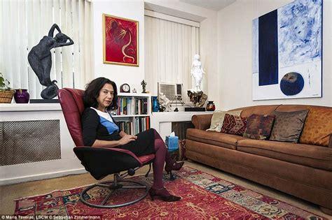 for therapy office photographer sebastian zimmerman s looks inside new york s