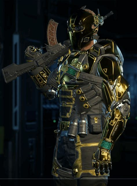 Bo Set Black 1 black ops 3 how to unlock armor for specialists