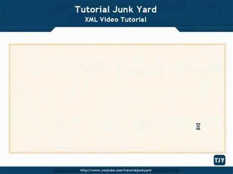 tutorial xml y dtd xml tutorial 24 dtd schema basics youtube