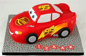 Lightning mcqueen cake janehuntley