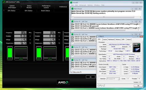best overclocking processor adrierius