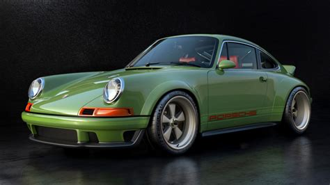 singer porsche williams engine this is the first porsche 911 to get singer and williams