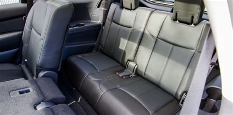 Vehicles With Most Leg Room by Most Third Row Leg Room 2014 Car Autos Post