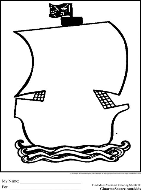 ship outline cliparts co