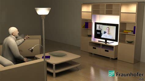 Licht Hinter Dem Fernseher by Martin Majewski