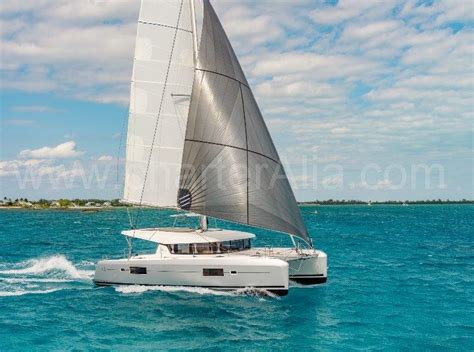 catamaran lagoon new lagoon 42 catamaran with air conditioning yacht