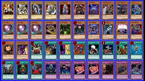 yugioh create your own deck yugioh bakura deck www imgkid the image kid has it