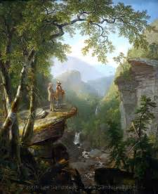 Landscape Artists History History News Kindred Spirits Asher B Durand And The