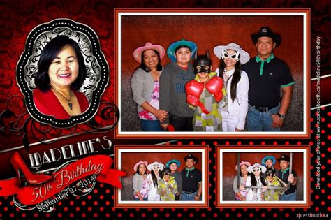 photo booth layout design for debut back and red photo booth design xpressbooth photo booth