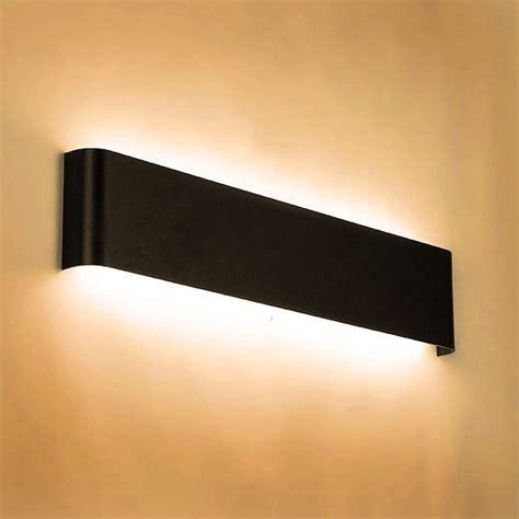 bedside reading l modern led mirror lights 40cm 120cm wall modern 6w 12w 18w 24w led wall light ac85 265v high