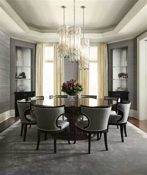 dining room designs elegant modern style round table 146 best dining room ideas images on pinterest dining