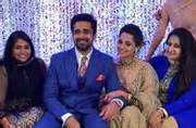 mounam sammatham actor images wedding pics of tv actors avinash sachdev and shalmalee