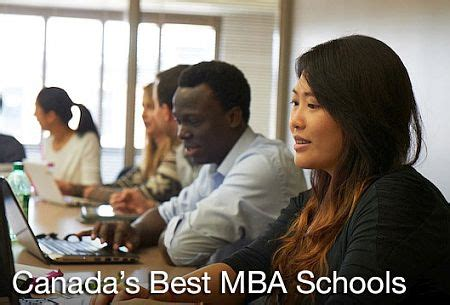 Can You Get An Mba In Canada by List Of Top Mba Colleges In Canada For Studying Here