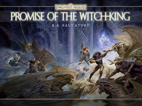 promise of the witch my free wallpapers fantasy wallpaper forgotten realms promise of the witch king