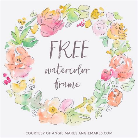 clipart graphics free free girly graphics and watercolor clip angie makes
