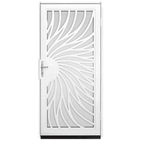 glass door inserts home depot unique home designs 36 in x 80 in solstice white surface