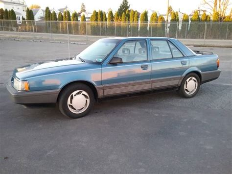 Just A Car 1991 Eagle Premier Designed By Amc