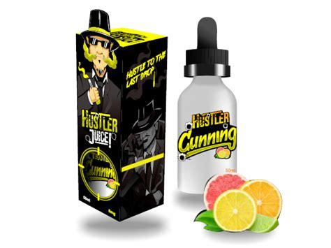 Juice Liquid 50ml hustler juice cunning vape liquid 50ml 0mg