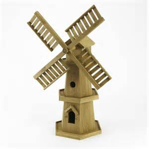 decorative windmills decorative wooden windmill the garden factory