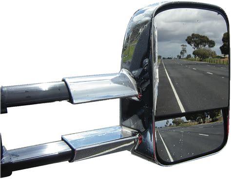 nissan caravan side view towing side mirrors dmax