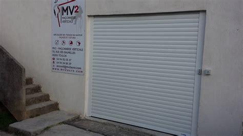 installation d une porte de garage enroulable 224 toulon
