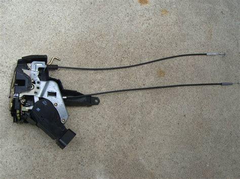 cost to fix inside door handle on mazda 3 door lock actuator replacement ih8mud forum