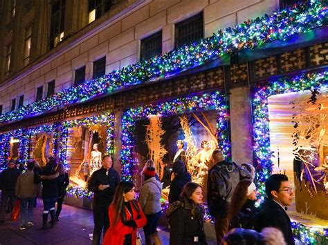 when does nyc start decorating for christmas a winter guide to nyc a cup of jo