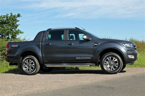 ford ranger ford ranger wildtrak 6 review parkers