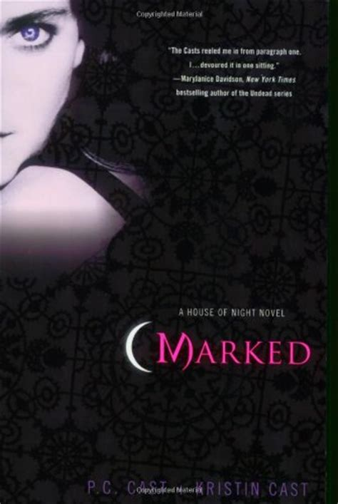 marked a house of night novel hopelessly devoted bibliophile march 2010