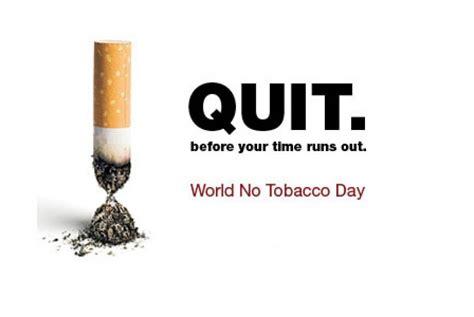 31 Mei 2017 Hari Anti Tembakau Sedunia hari tanpa tembakau diperingati dengan sosialisasi perda
