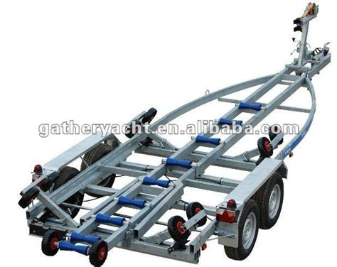 tow boat and trailer supply rib boat trailer with tow and trailer inflatable