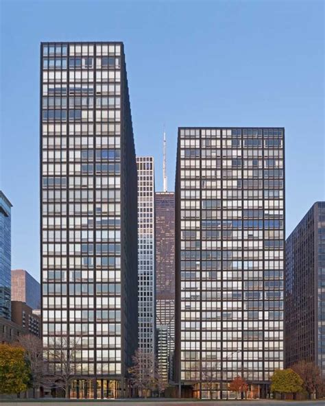 lakeshore appartments lake shore drive towers 1 e architect