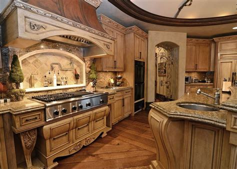 old kitchen design old world kitchen kitchen pinterest