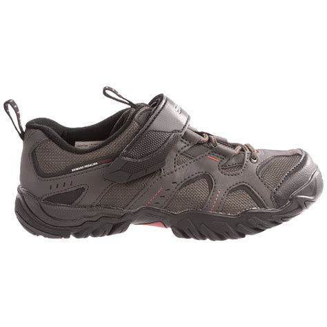bike footwear shimano sh wm43 mountain bike shoes for women 7162m