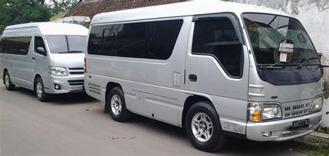Rental Murah Isuzu Di Semarang rental travel murah semarang solusi kapasitas wisata