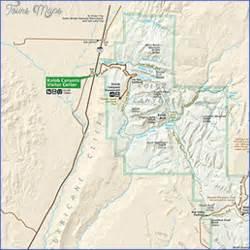 zion park map zion national park map toursmaps