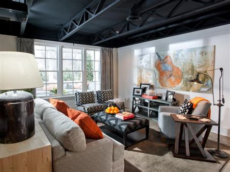 Basement Rec Room Pictures From Hgtv Smart Home 2014 Hgtv Basement Ideas
